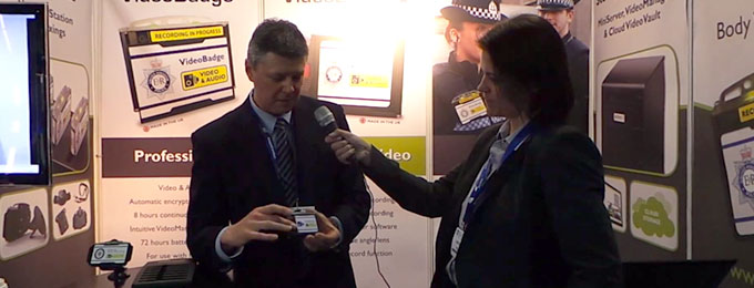 Success for VideoBadge2 at British APCO