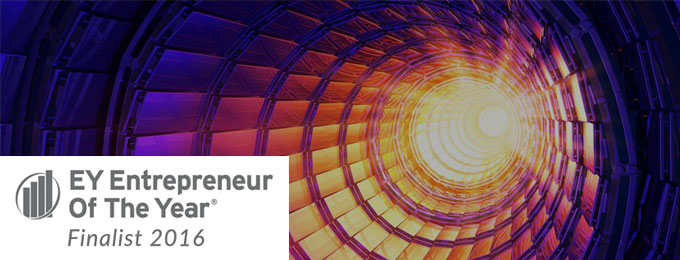 EY Entrepreneur Of The Year Finalist