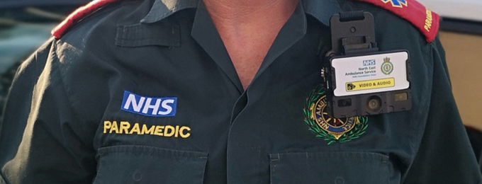 North East Paramedics to Wear Body Cams as Attacks Rise