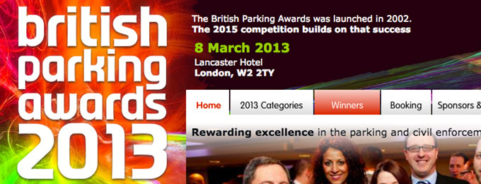 VideoBadge shortlisted in Parking Technology Awards